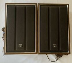 Vintage Sony Speaker System Ss-310 Wall Mount Made In Japan Tested/working. Euc