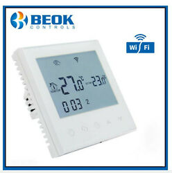 Beok Tds21wifi-wp Water Floor Heating Wifi Thermostat Smart Home Control