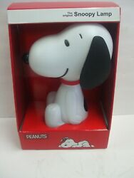 The Original Snoopy Lamp - 12 Led Table Lamp By Ubrite - New In Original Box