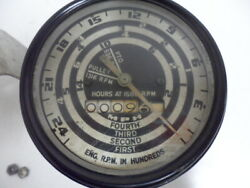 O.e.m. Proofmeter Tachometer For Ford 8n Tractor Tach Hour Meter 8n17360a1