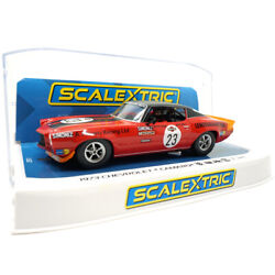 Scalextric C4216 Chevrolet Camaro 1973 Spa 24hrs J Hunt And R Lloyd 1/32 Slot Car