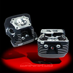 Sands Cycle Super Stock Cylinder Head For Harley Twin Cams Touring Baggers 106-323