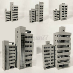 N Scale Gauge 1/150 Scene Modern House Ho Scale Building,gifts Toys Abs