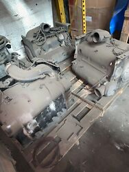 Used Truck Regeneration Boxes From 2010-2012 Freightliner Cascadia With Dd13