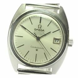 Omega Constellation Chronometer Cal.564 C-line Ref.168.017 Automatic Winding