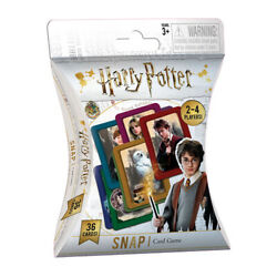 Family Game Harry Potter Snap Card Game Suitable For 2-4 Players Aged 3 And Up