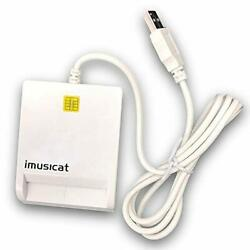 Ic Card Reader My Number E-tax Residents Basic Ledgbook With Chip