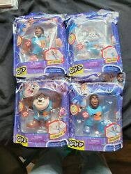 Space Jam 2 A New Legacy Super Squishy Set Of 4 Lebron Bugs And Taz