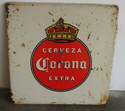 Great Value Corona Metal Table Porcelain Top 5-old Mexican-restaurant-30x30