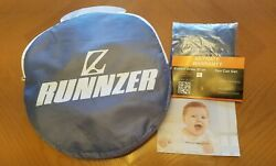 L Runnzer Baby Crib Tent Safety Keep Baby In Pop Up Tent Canopy Mosquito Net