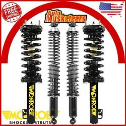 Front Struts And Rear Shocks Monroe Set For Jeep Grand Cherokee 2005-2009 Rwd