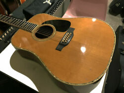 Cat's Eyes Cat's Eyes Ce-1200tw 1981 12-string In Very Good Condition 1741