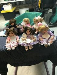 0635 Marie Osmond Group Of Tiny Tots