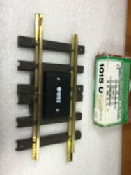 Lgb 1015u 10153 Insulated Track Section 150mm New In Box G Scale