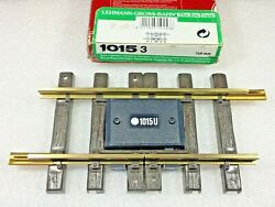 Lgb 10153 1015u Insulated Track Section 150mm New In Box G Scale