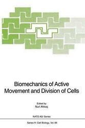 Biomechanics Of Active Movement And Division Of Cells English Paperback Book F