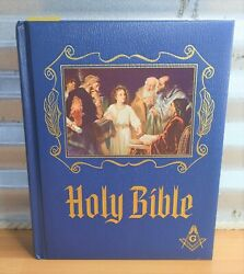 Holy Bible Master Reference Edition Freemasons By Heirloom Bible Publishers B