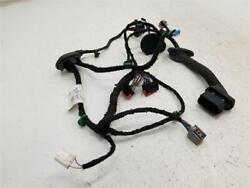 Front Left Driver Door Wire Wiring Harness For 2008 2015 Land Rover Lr2