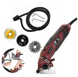 Mini Circular Saw Set400w Multi-function Professional Compact Without Tool Box