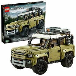 Lego Technic Land Rover Defender 42110 Collectible Building Kit 2,573 Pieces