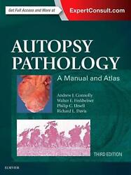 Autopsy Pathology A Manual And Atlas By Walter E. Finkbeiner English Hardcove