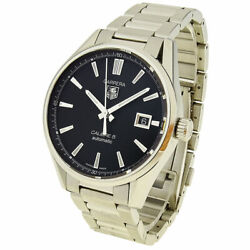 Tag Heuer Carrera Stainless Steel Automatic Wristwatch War211a