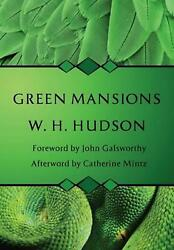 Green Mansions By W.h. Hudson English Hardcover Book Free Shipping