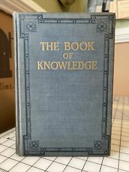 The Book Of Knowledge Vol. 13 - Childrenand039s Encyclopedia - Copyright 1911-1912