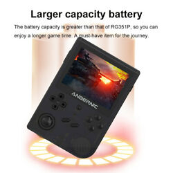 3.5 64gb/128gb Handheld Retro Video Game Console Built-in 10000 Games Kids Gift