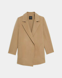 Theory Clairene Jacket In Palomino Size Small