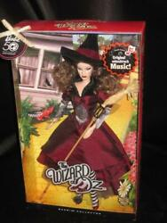 2009 Barbie Wicked Witch Of The East The Wizard Of Oz Doll N6588 Nrfb