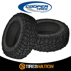 2 New Cooper Discoverer Stt Pro 35/12.5/22 117q Off-road Traction Tire