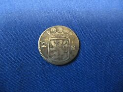 1752 Silver Early American Colonial Coin Before Us Minted Coins Free Shipping