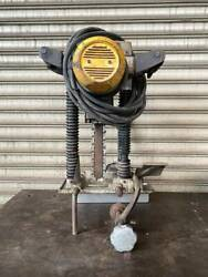 Makita Chain Mortiser 100v12a50 60hz1150w Good Working Excellent +++++