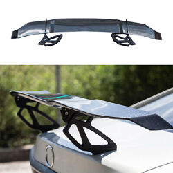 For Mazda 6 Atenza 2020-2021 Real Carbon Fiber Rear Spoiler Tail Trunk Wing Bar