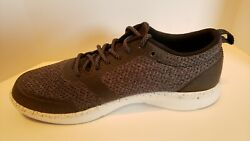 Superfeet Linden Womens Sport Shoes Ladies Tennis Charcoal Gray And Black Size 8
