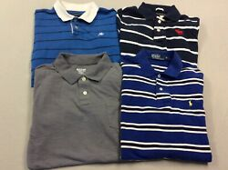 Lot Of 4 Aeropostale Mossimo Abercrombie And Fitch Polo Ralph Shirts Mens Medium