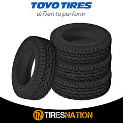 4 New Toyo Open Country A/t Ii Xtreme 35/12.5/18 123r All-terrain Tire