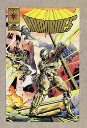 Armorines 0b Gold Title Variant Vf/nm 9.0 1994