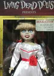 Mezco Living Dead Dolls Teh Conjuring Annabelle New From Japan F/s
