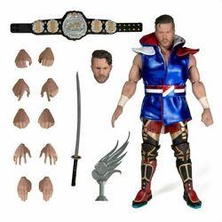 Sep198935 Super7 Ultimates New Japan Pro Wrestling Will Ospreay Action Figure