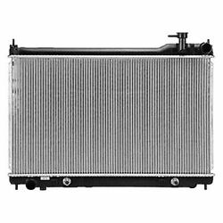 A/c Compressor And Condenser Radiator Kit For 2003-2004 Infiniti G35