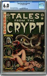 Tales From The Crypt 32 Cgc 6.0 1952 3752574007