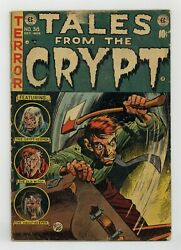 Tales From The Crypt 38 Gd/vg 3.0 1953