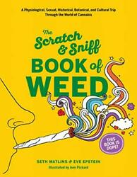 The Scratch amp; Sniff Book of Weed
