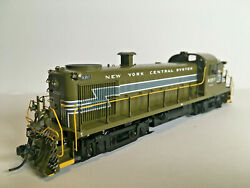 Last One - Dvp Brass Ho - Pittsburgh And Lake Erie Rr - Alco Rs3 8354 - Dcc Ready