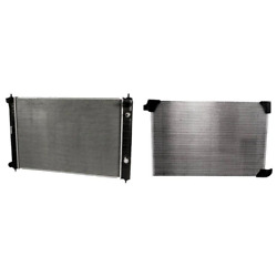 Radiator And A/c Condenser Kit For Nissan Murano Quest