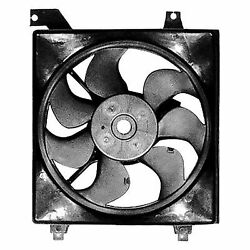 A/c Compressor And Condenser Cooling Fan Radiator Kit For 06-09 Hyundai Accent