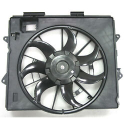 A/c Condenser Cooling Fan Radiator Kit For 2009-2010 Cadillac Sts