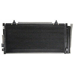 A/c Compressor And Condenser Radiator Kit For 2009-2012 Subaru Forester